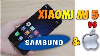 Обзор Xiaomi Mi5. Почему его так хотят
