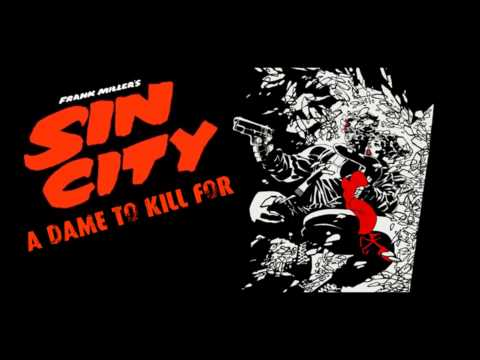 Sin City 2 A Dame to Kill For Soundtrack #1 Main Theme (The Glitchmob - Cant Kill us)