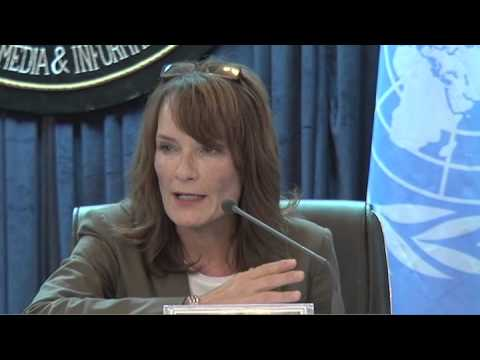 WorldLeadersTV: AFGHAN CIVILIANS KILLED or INJURED UP by 23 PERCENT: UNAMA's GEORGETTE GAGNON