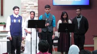 CTCF Youth Easter Special