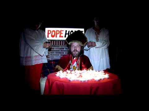 Miniatura del vídeo Party Harders vs The Subs - The Pope Of Dope (official video)