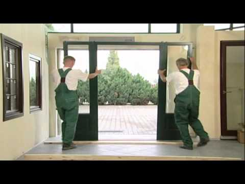 Poradnik Montaż Drzwi Zewnętrzne z naświetlami bocznymi Pol Skone Akademia Montażu
