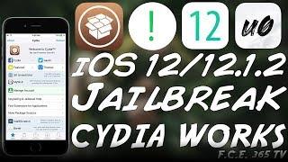 iOS 12.1.2 / 12.0 Unc0ver JAILBREAK: CYDIA WORKING ON iOS 12 & Other News