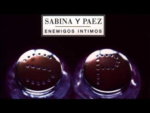Delirium Tremens - Sabina Y Paez