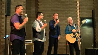 Covenant Quartet - There's a Sweet Sweet Spirit In This Place.