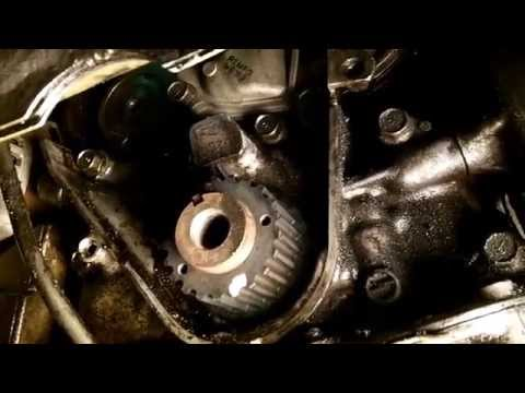 Mazda 626 - Timing Belt & Water Pump Part 1