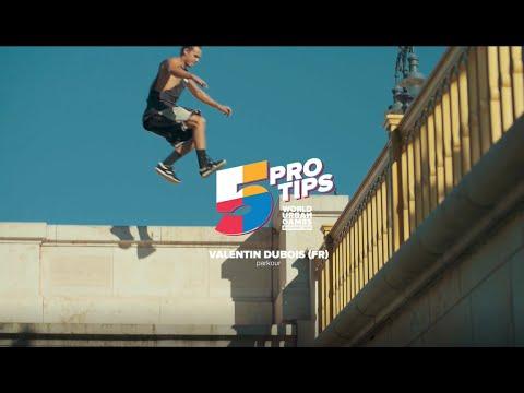 World Urban Games Budapest - 5 Pro Tips Valentin Dobuis-val.