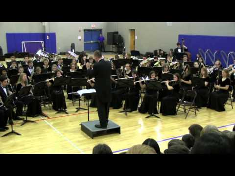 North Central HS Band Concert Highlights at Sycamore School