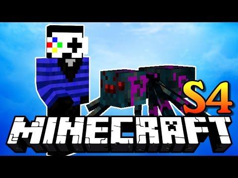 Minecraft Together S4 - #60 - Spinnenfreund GLP