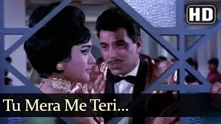 Tu Mera Main Teri Video Song from Pyar Hi Pyar
