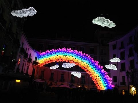 Salerno: luci d&#039;artista 2012
