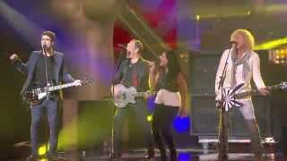 DEF LEPPARD Performs On La Voix Season Finale