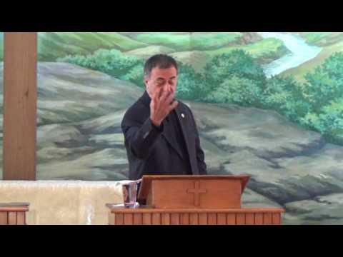 Hristiyan Vaaz - Gedikpaşa İncil Kilisesi - 2017 Haziran 25 - K. Ağabaloğlu - V20170625
