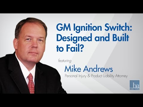 The defective GM ignition switch: designed and manufactured to fail?