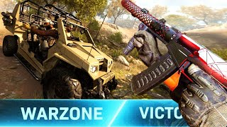 Call of Duty Warzone WINS Live - The AS VAL & SP-R Loadout Can't Be Beaten!