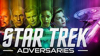 Star Trek Adversaries: THE GAME!