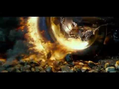 Ghost Rider: Spirito di Vendetta: Teaser Trailer Italiano (2012)
