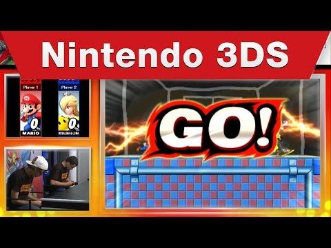 Nintendo 3DS - Super Smash Bros. for Nintendo 3DS National Open Tournament Highlights