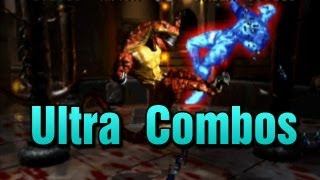 Killer Instinct All Ultra Combos
