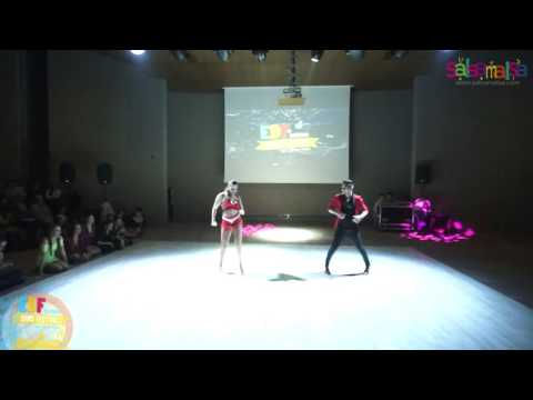 Erkin Kula & Selin Öbekçi Dance Performance - EDF 2016