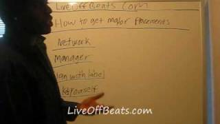 Music Producers - How To Get Major Placements