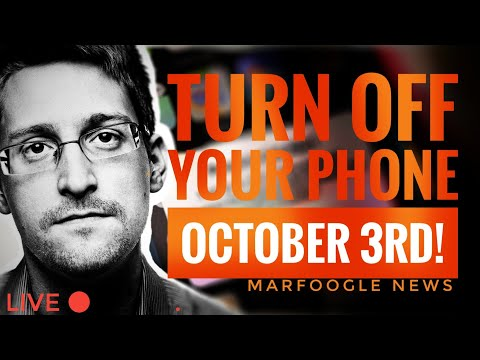 TURN OFF YOUR PHONE OCTOBER 3RD! | Heres Why