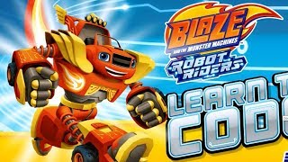 Blaze and the Monster Machines ? Best Cartoons Game for Kids full Episode