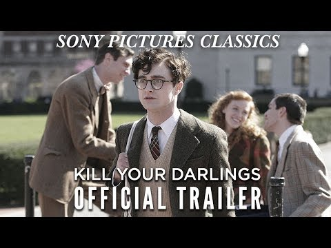 KILL YOUR DARLINGS Official HD Trailer