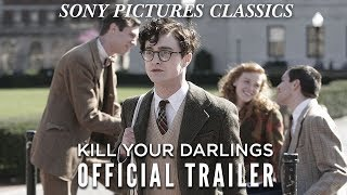 Kill Your Darlings | Official Trailer HD (2013)