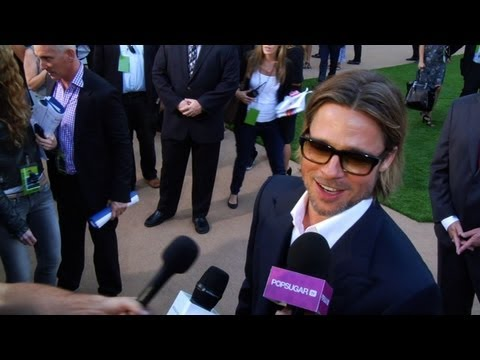 Brad Pitt Talks Maddox and Gets Praise From All His Costars at Moneyball Premiere!