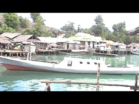 sulawesi togean islands
