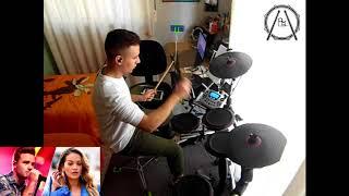Download Lagu Liam Payne - Rita Ora - Drum Cover - For You Gratis STAFABAND