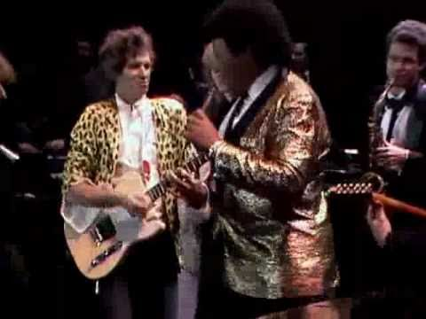 Keith Richards Chubby Checker Jerry Lee Lewis Twist