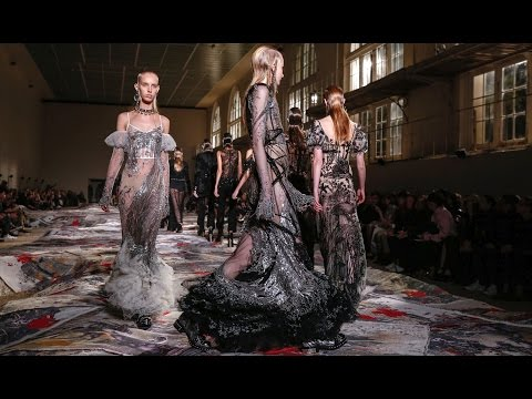 Alexander McQueen   Spring Summer 2017 Full Fashion Show   Exclusive