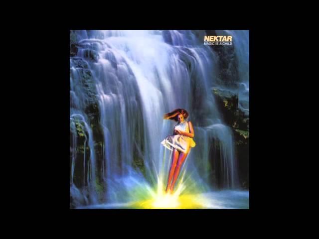 Nektar - Train From Nowhere (Alternate Mix feat. Robert Fripp - Magic Is A Child)
