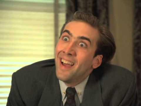 Nicolas Cage  You Dont Say meme original