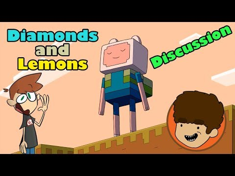 The Adventure Time Minecraft Special Discussion [Diamonds and Lemons]