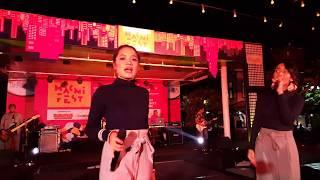 Galih Ratna Gac Gamaliel Audrey Cantika Live At Flavor Bliss Alam Sutera