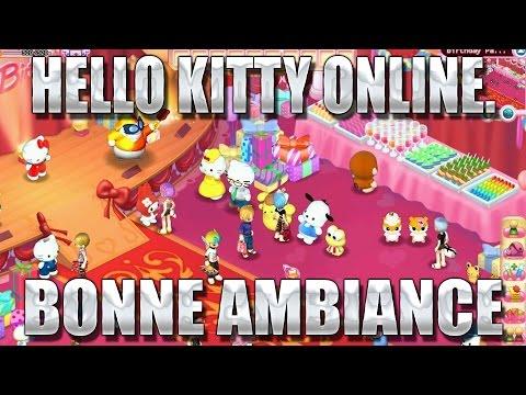 ZeratoR Fedetruk #115.1 : Hello Kitty Online.