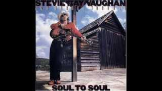 Gone Home - Stevie Ray Vaughan - Soul to Soul- 1985 (HD)