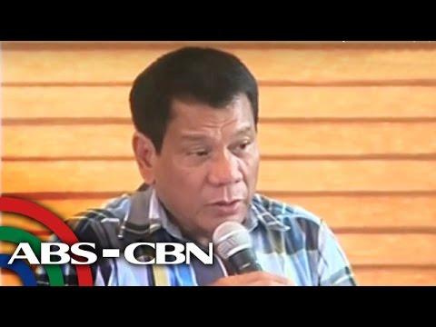 Duterte clamps down on junkets, lakbay-aral