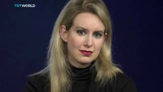 Elizabeth Holmes-Armed Grds Eagle 1-MSM-Pushed Billionaire Feminist Flim Flammer Has Shat!