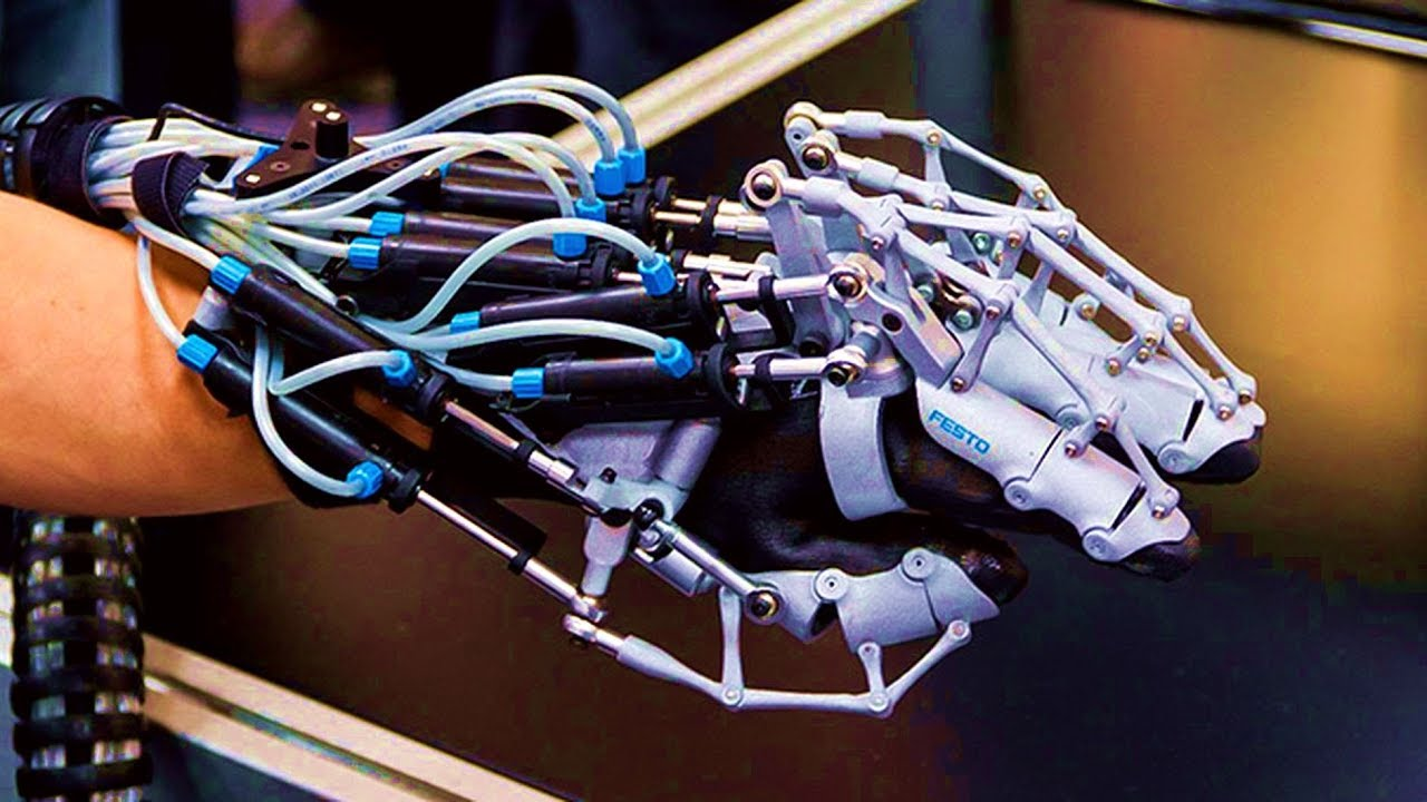 39Механическая рука своими руками из бумаги