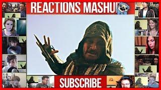 Assassins Creed Trailer 2 Reactions Mashup