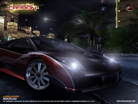 need for speed carbon carros