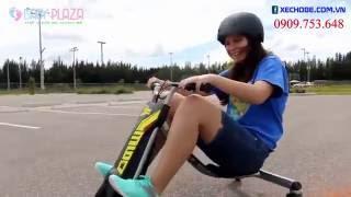 Xe trượt điện Drift - Trào lưu mới rộ - BabyPlaza