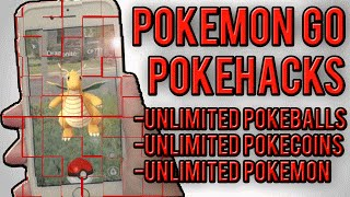 Pokemon Go Cheats! Unlimited Pokeballs, Unlimited Pokemon, Unlimited Eggs! Updated!