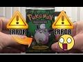 ERROR POKEMON CARDS!!!???  3X Jungle Pokemon Booster Pack Opening !