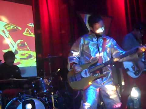 Man Or Astro-Man?-Television Fission