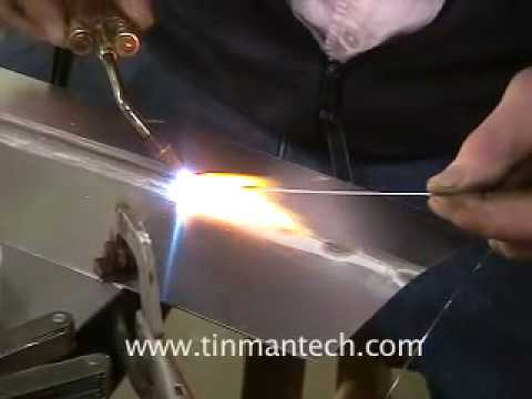 How good is your TIG weld?  (weld strength & oxy acetylene torch welding aluminum)